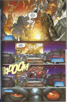 Extrait de Nova (Marvel Now!) -5- Carte de membre