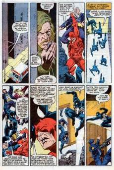 Extrait de The amazing Spider-Man Vol.1 (Marvel comics - 1963) -288- Gang War Part five