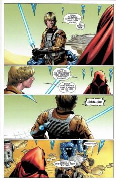 Extrait de Star Wars (2015) -30- book VI, Part V: Yoda's Secret War