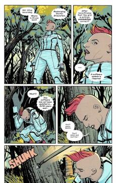 Extrait de Paper Girls (Image comics - 2015) -12- Paper Girls