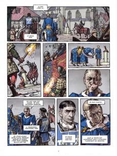 Extrait de Ils ont fait l'Histoire -14FL- Jeannne d'Arc
