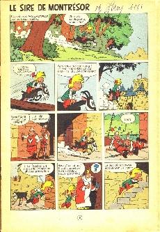 Extrait de Johan et Pirlouit -8- Le sire de Montrésor