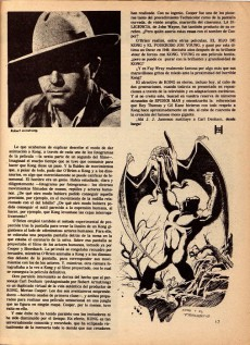 Extrait de Relatos salvages (Vol.1) -1- Monsters of the Movies: Número Especial con King Kong
