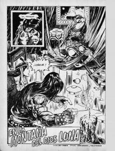 Extrait de Relatos salvages (Vol.1) -5- Las Mujeres Guerreras de Conan