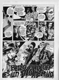 Extrait de Relatos salvages (Vol.1) -9- El Misterio Universal del Hombre Lobo