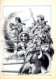 Extrait de Relatos salvages (Vol.1) -13- ¡¡Vivan los Bárbaros!!