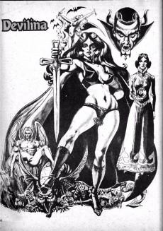 Extrait de Relatos salvages (Vol.1) -15- El Dominio de Satán