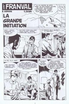 Extrait de Les franval -91- La grande initiation