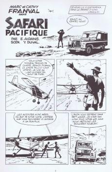 Extrait de Les franval -102- Safari Pacifique