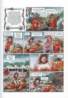 Extrait de Le donjon de Naheulbeuk -20- Tome 20