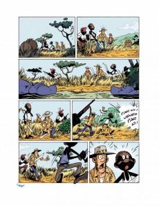 Extrait de Zoo Dingo -4- Safari Party