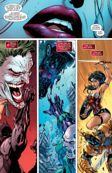 Extrait de Harley Quinn and the Suicide Squad (2016) - April Fool's Special: Evil Anonymous