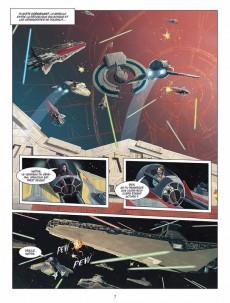 Extrait de Star Wars (Delcourt / Disney) -3- La Revanche des Sith