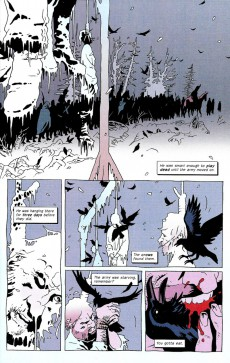 Extrait de Old Guard (The) -3- Issue 3