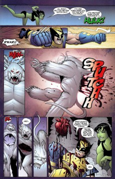 Extrait de She-Hulk (2005) -16- Planet Without A Hulk: Part 2 of 4