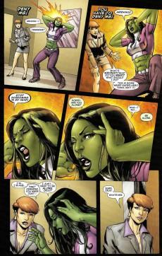 Extrait de She-Hulk (2005) -38- Heroic Proportions Part 2