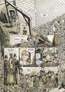 Extrait de Le club des prédateurs -1HC- The bogeyman