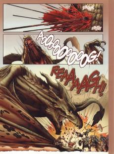 Extrait de Le réveil du dragon -1- Carnage