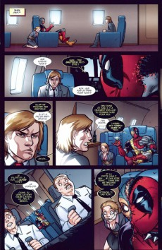 Extrait de Deadpool (Marvel Deluxe) - Méchant Deadpool