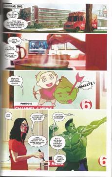 Extrait de Marvel Saga (3e série - 2016) -6- Hulk : Civil War II