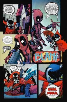 Extrait de Free Comic Book Day 2017 (France) - Spawn se les prend tous !