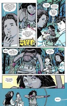 Extrait de Paper Girls (Image comics - 2015) -14- Paper Girls