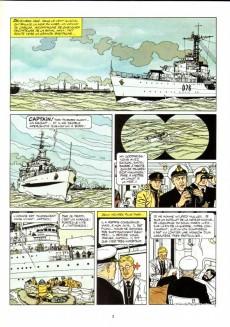 Extrait de Biggles -2- Les pirates du Pôle Sud