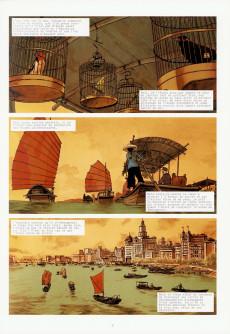 Extrait de Une vie : La biographie retrouvée -3- Mars 1925 - Avril 1926 : A chinese year