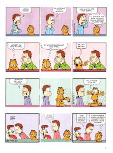 Extrait de Garfield -64- Garfield nous prend de haut