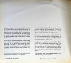 Extrait de (AUT) Pratt, Hugo -TL- Hugo Pratt : le cartooniste de l'année 1984