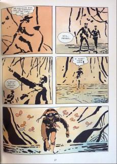 Extrait de La macumba du gringo (en néerlandais) - De macumba van gringo