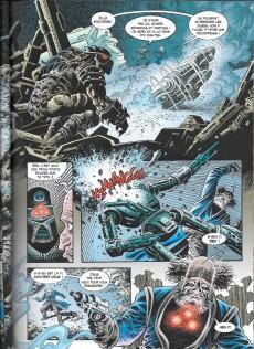 Extrait de Judge Dredd/Aliens/Predator -2- Judge Dredd/Predator : Confrontation