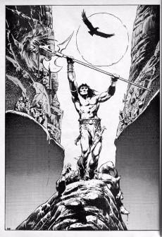 Extrait de Relatos salvages (Vol.1) -EXTRA01- Conan el Bucanero