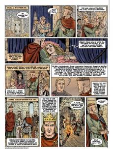 Extrait de Les fils de Guillaume -3- La Guerre Fraticide