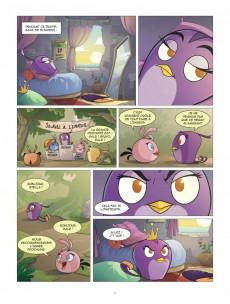 Extrait de Stella (Angry Birds) -2- La méchante princesse du haut château
