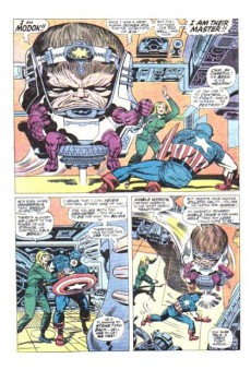 Extrait de Marvel double feature (1973) -18- If this be mModok!
