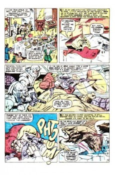 Extrait de Marvel spectacular (1973) -1- The power of pluto!