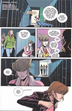 Extrait de Free Comic Book Day 2017 (France) - Mighty Morphin Power Rangers: Pink