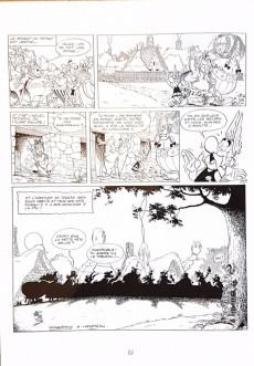 Extrait de Astérix (albums Luxe en très grand format) -24- Astérix chez les Belges