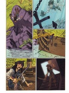 Extrait de Pirates des Caraïbes -1- La mission