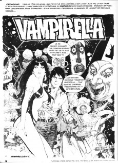 Extrait de Vampirella (Publicness) -Rec03- Album N°3 (n° 8-9-11)