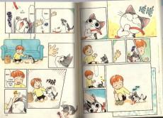 Extrait de Chi - Une vie de chat (format manga) -1FL- Chi's Sweet Home