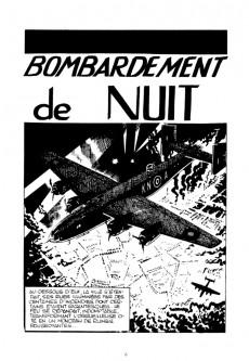 Extrait de Alerte -11- Bombardement de nuit