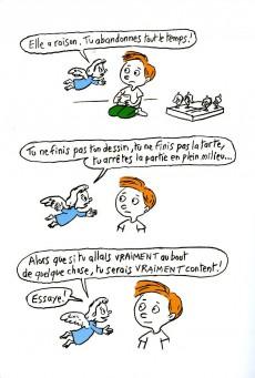 Extrait de Les petits tracas de Théo & Léa -6- Au bout de 5 minutes j'en ai marre !