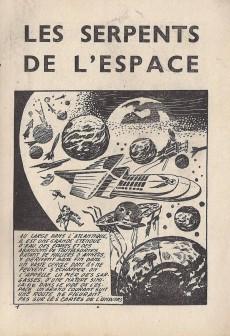 Extrait de Aventures de demain !.. -7- Les serpents de l'espace