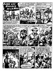 Extrait de Banko (1e Série - Remparts) -9- Dans les rapides de la mort