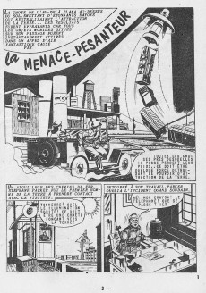 Extrait de Big Boy -34- La menace-pesanteur