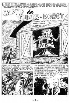 Extrait de Big Boy -44- Captif du super-robot