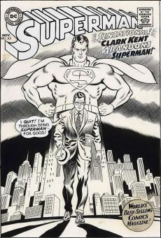 Extrait de (Catalogues) Expositions - Exposition L'Art de DC - L'Aube des super-héros