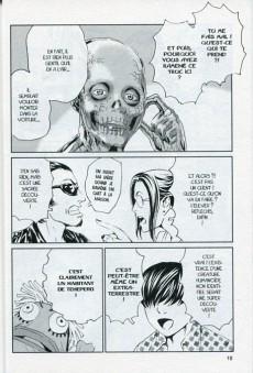 Extrait de Kurosagi, livraison de cadavres -19- Volume 19